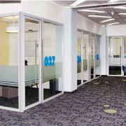 A Group Study Rooms Reservation System